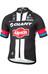 Etxeondo Authentic Team Giant-Alpecin Koszulka kolarska Mężczyźni czarny